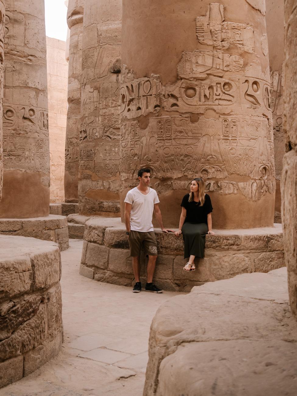 Karnak Temple highlights of Egypt