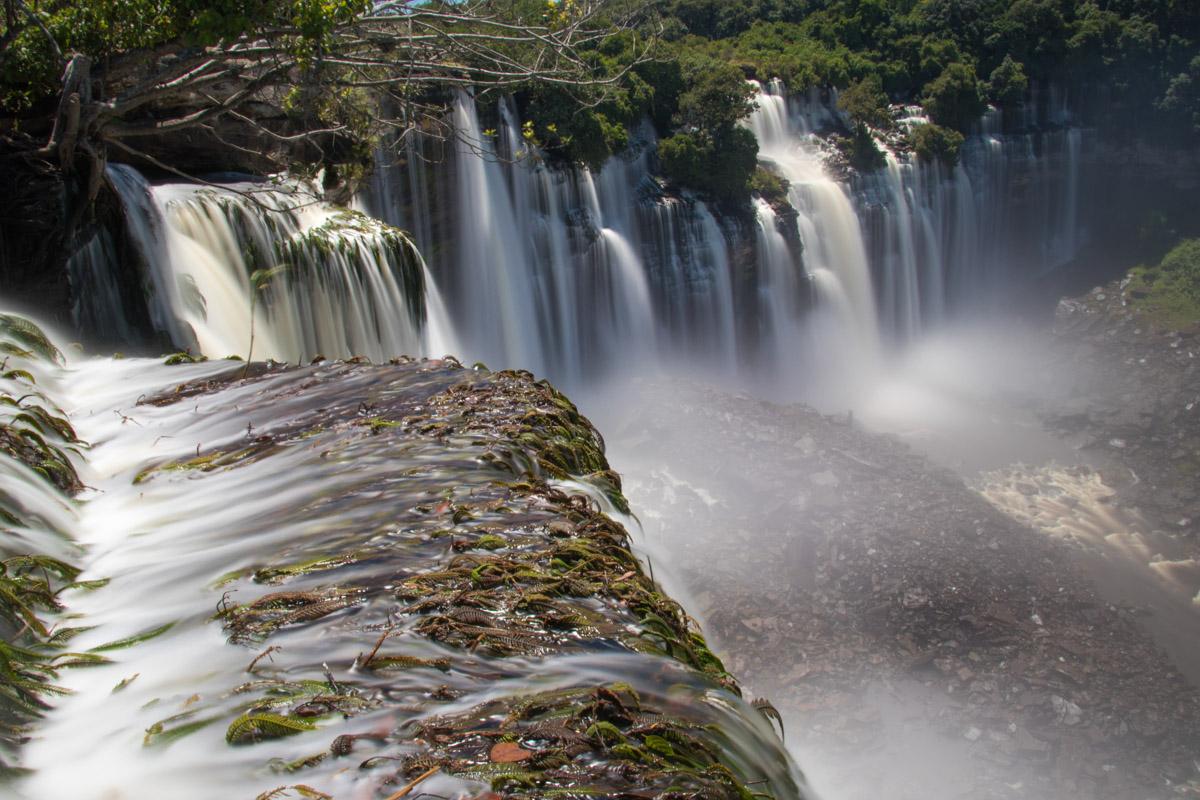 Kalandula Falls - Overlanding Angola