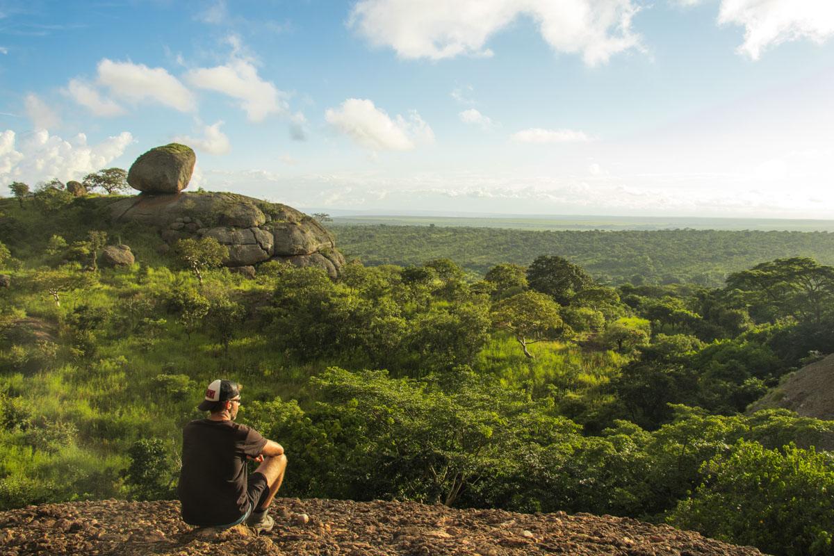 Overland Angola - Pungo Andongo