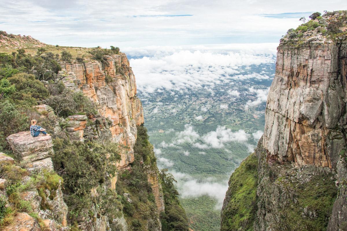 Amazing Angola, Tundavla Gap