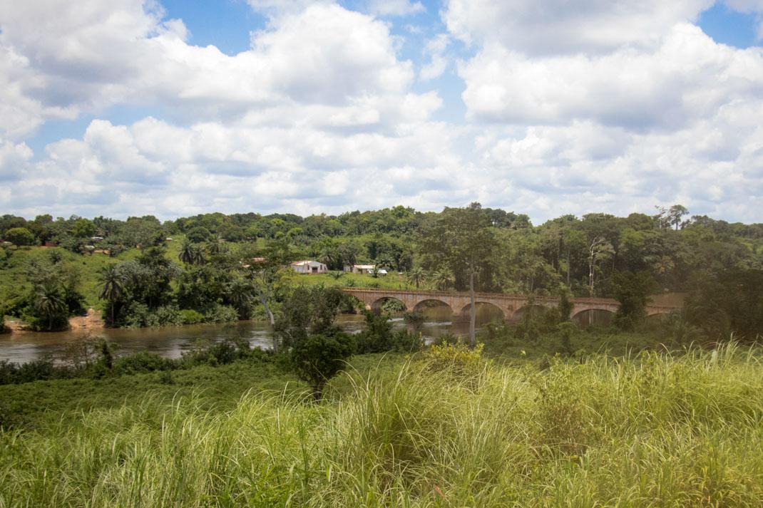 Congolese Bridge, Republic of the Congo