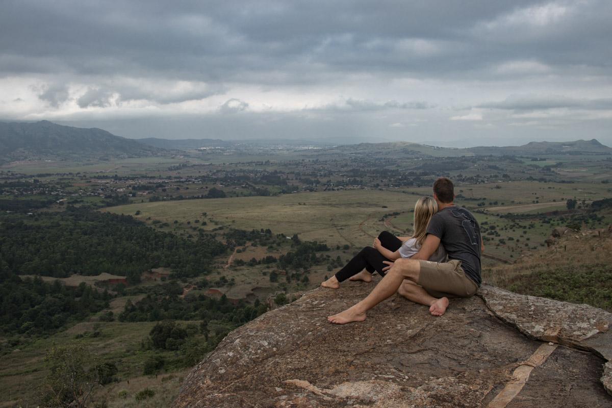 Hiking Nyonyane Mountain - Mlilwane Wildlife Sanctuary