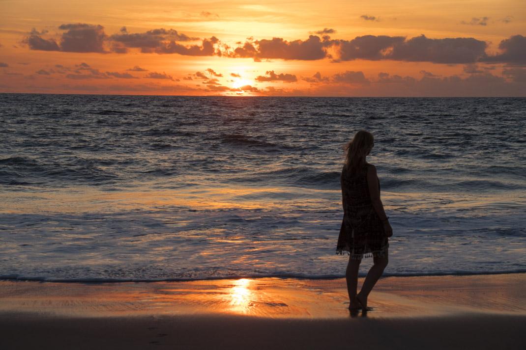 Angolan Sunset