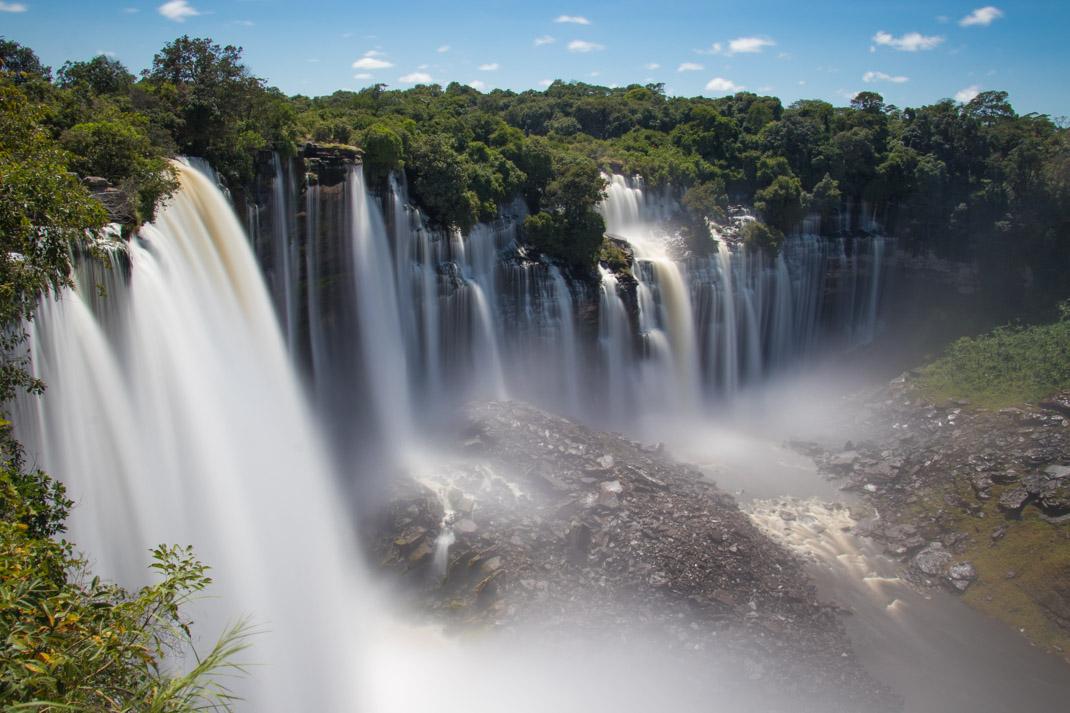 Kalandula Falls Viewpoint - Best things to do in Angola