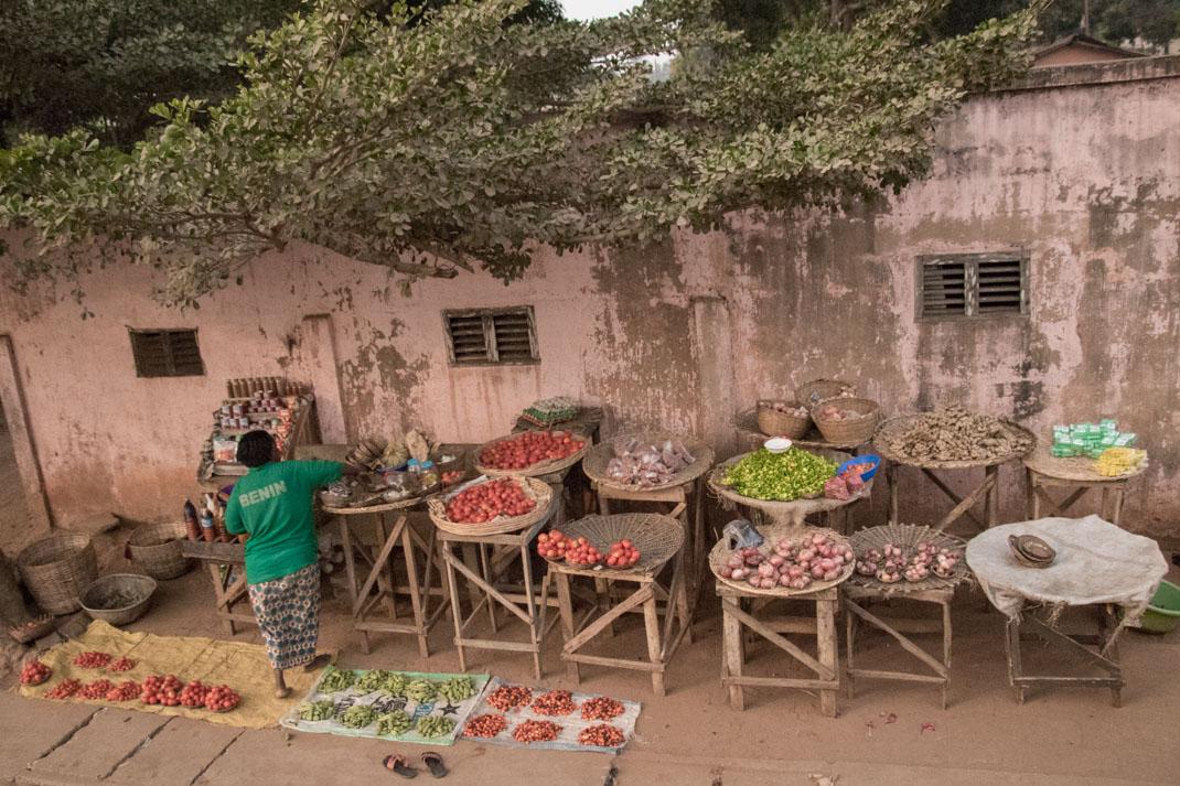 Ouidah, beautiful Benin