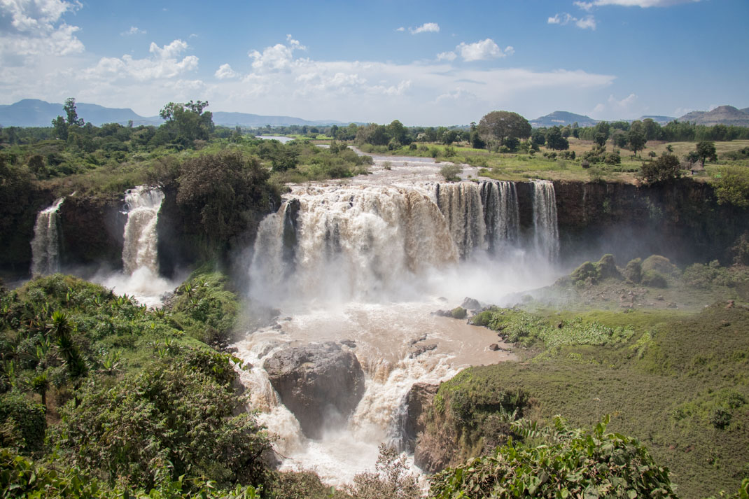 Blue Nile Falls (Tis Abay)