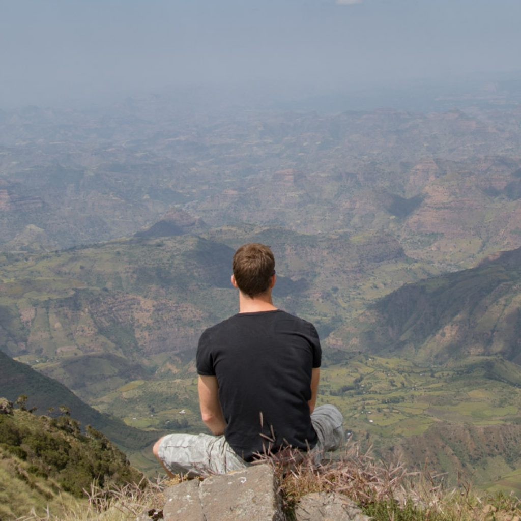 Trekking the Simien Mountains Day 1