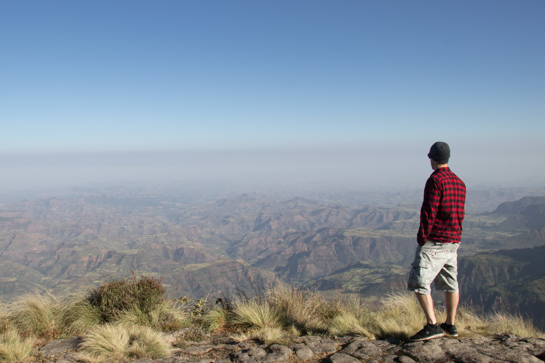 Trekking the Simien Mountains Day 2