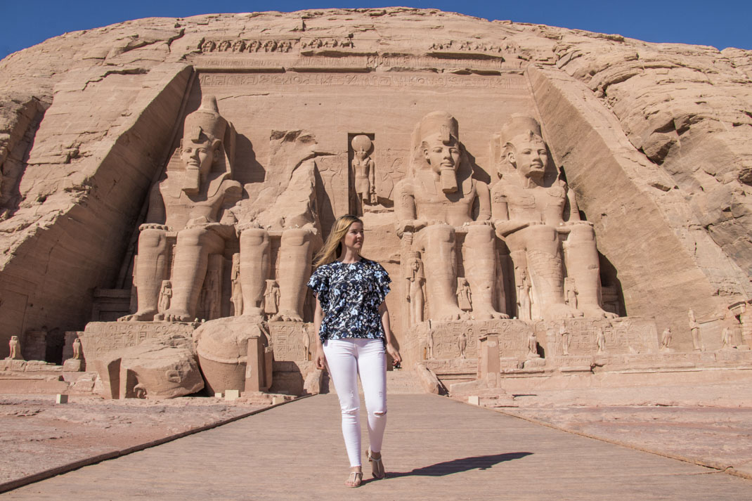Highlights of Egypt - Great Temple of Ramesses II Abu Simbel highlights of Egypt