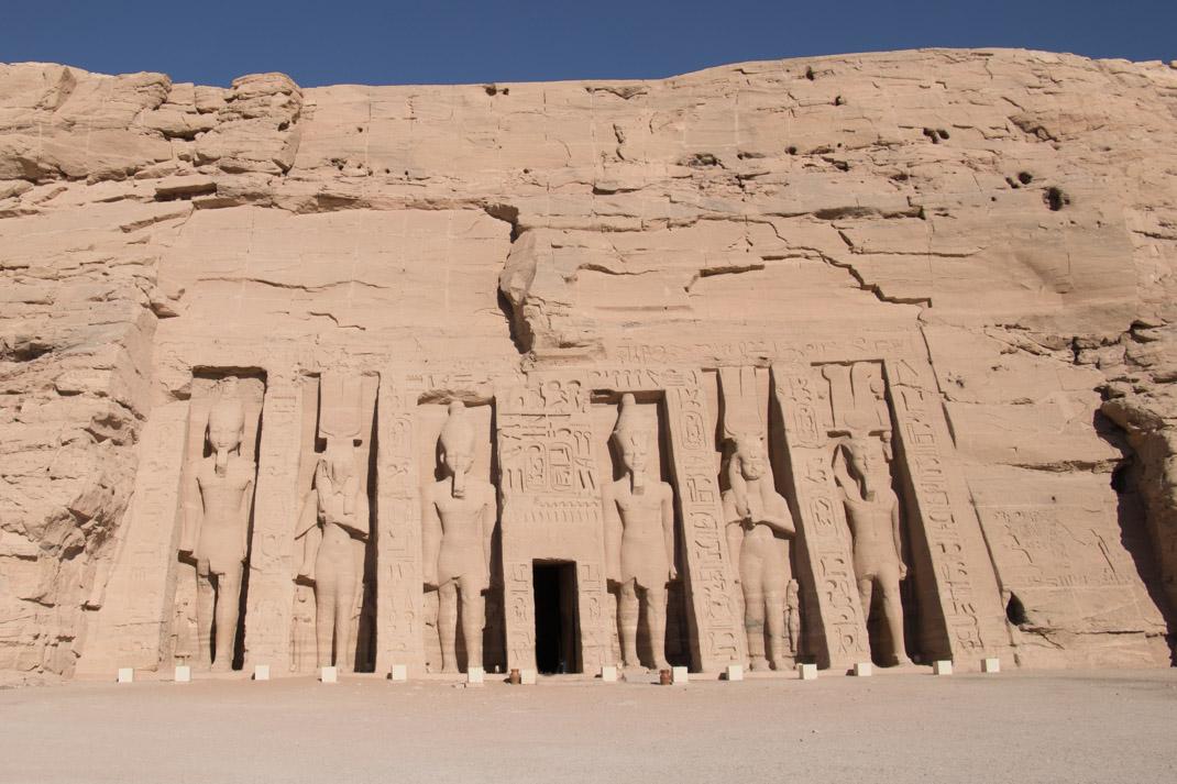 Highlights of Egypt - Temple of Nefertari Abu Simbel highlights of Egypt