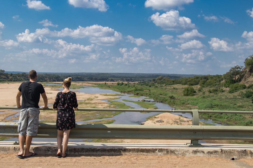 Letaba bridge at Kruger National Park