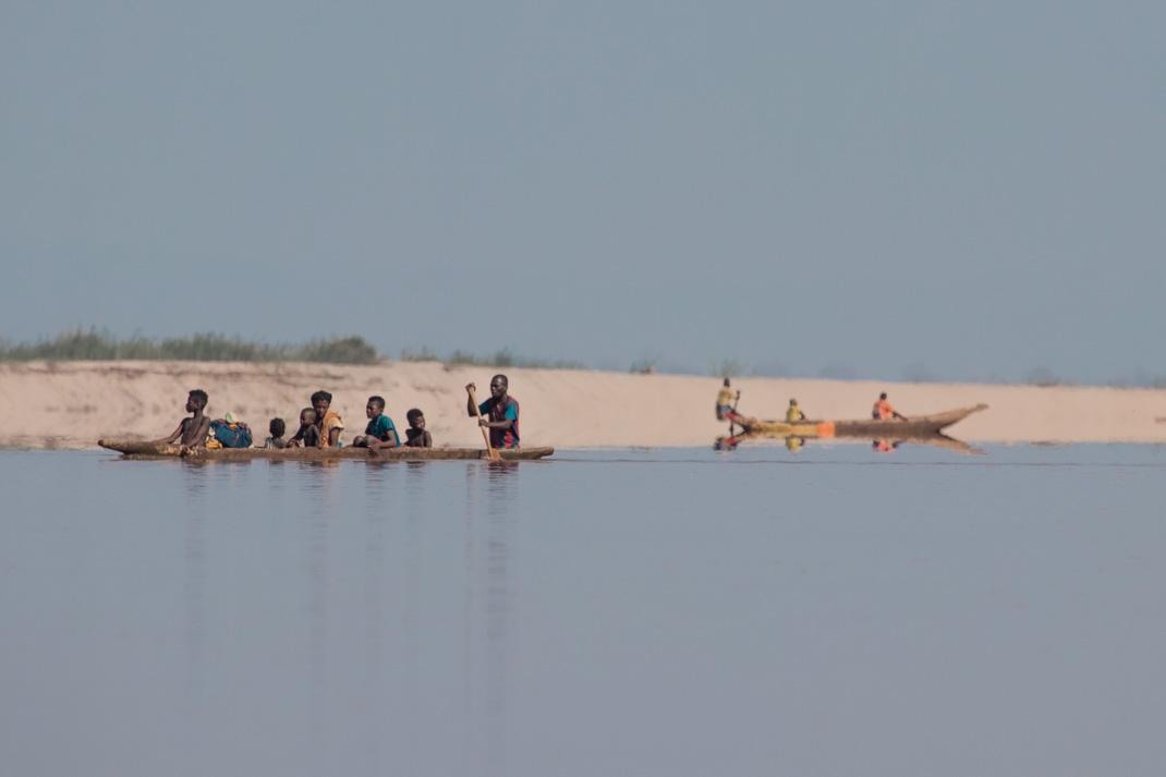 Tsiribihina River Canoes