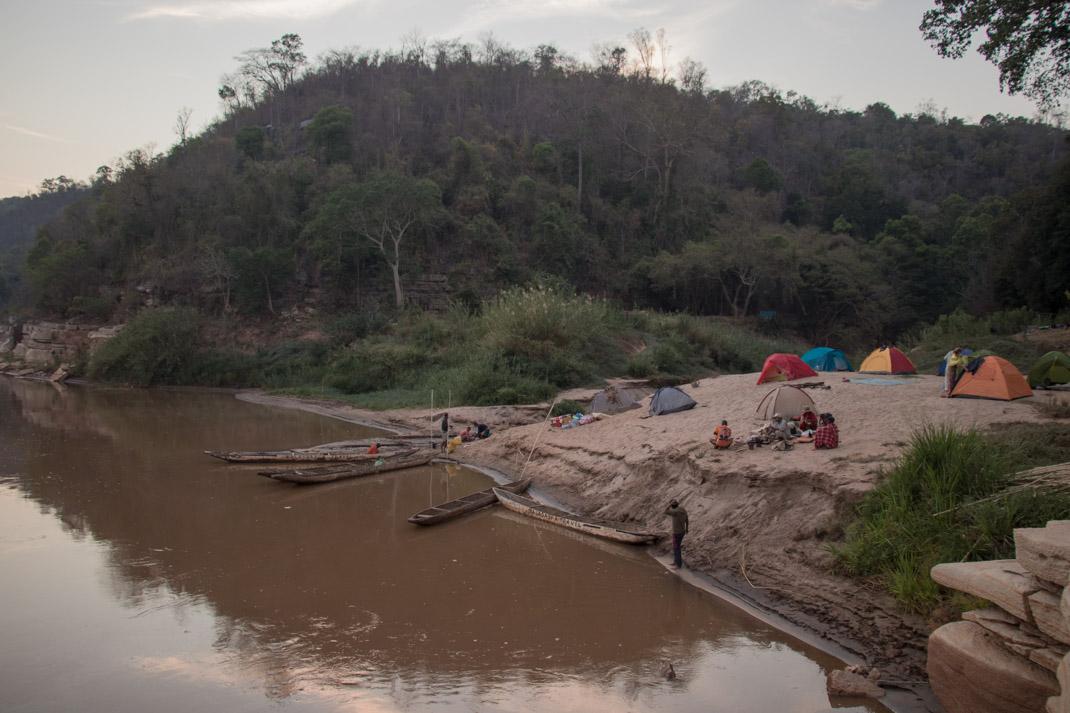 Tsiribihina campsite