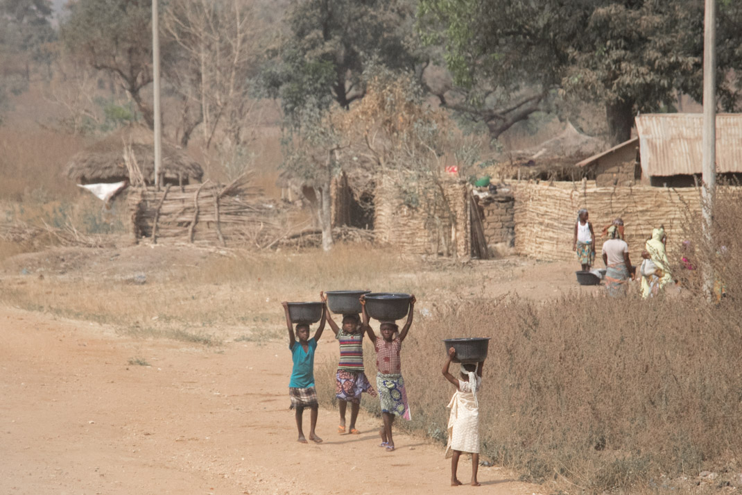Village in Nigeria