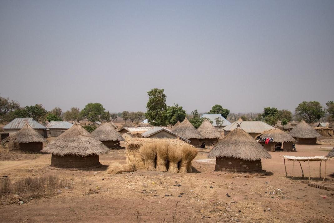 nigerian village
