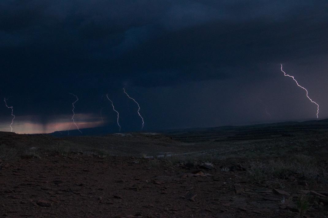 namibia Lightning