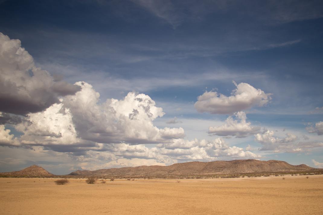 Damaraland and the Skeleton Coast