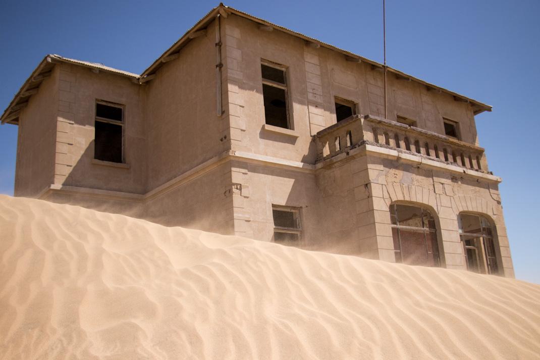 Sandy Kolmanskop