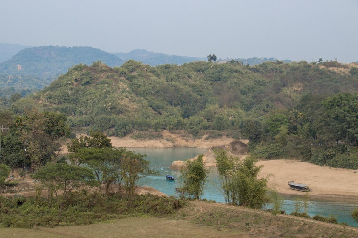 Nazimgarh Resort Views - Bangladesh