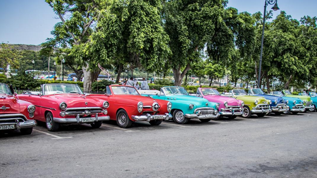 Cuba Cars Havana Highlights