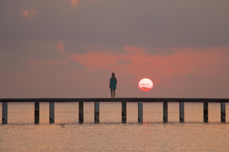Ambara sunrise