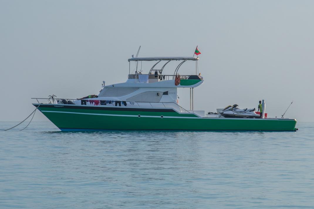 Finch Maldives