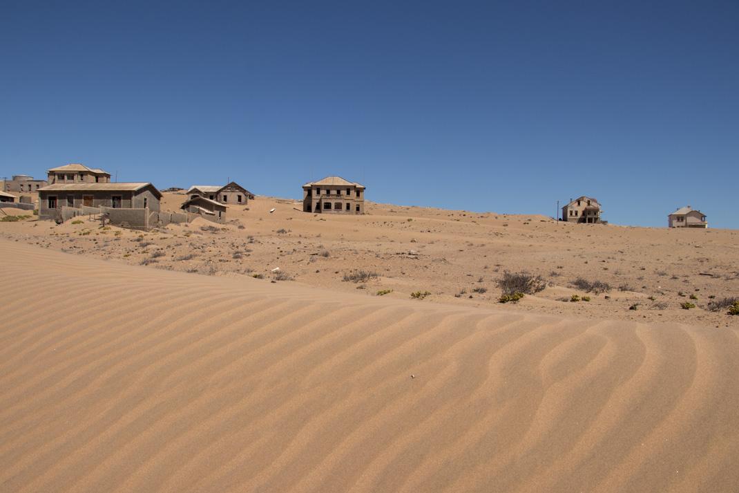 Kolmanskop sand