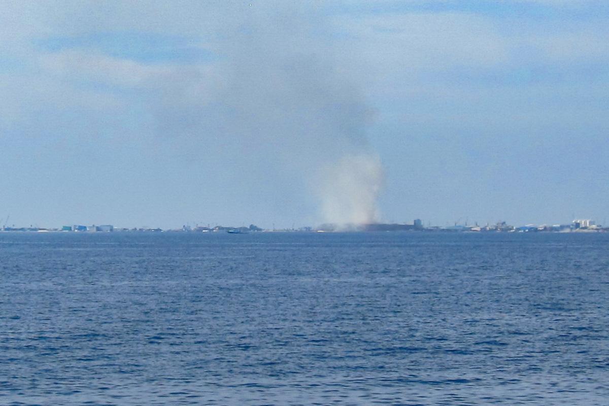 Garbage Island - Sailing the Maldives