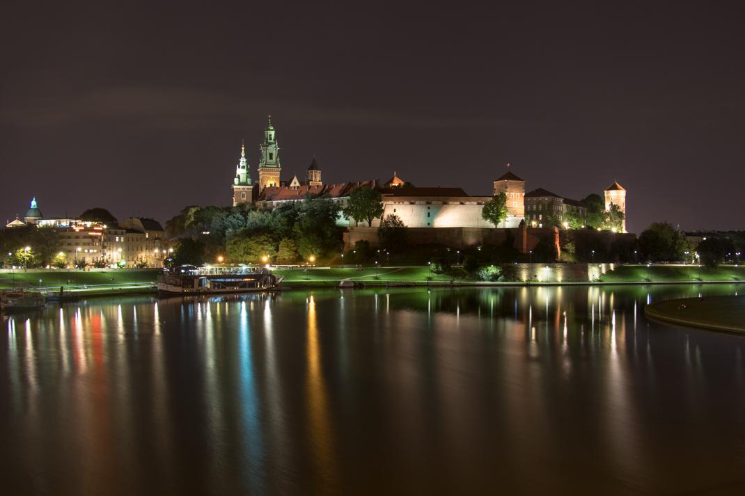 Wawel Castle Evening
