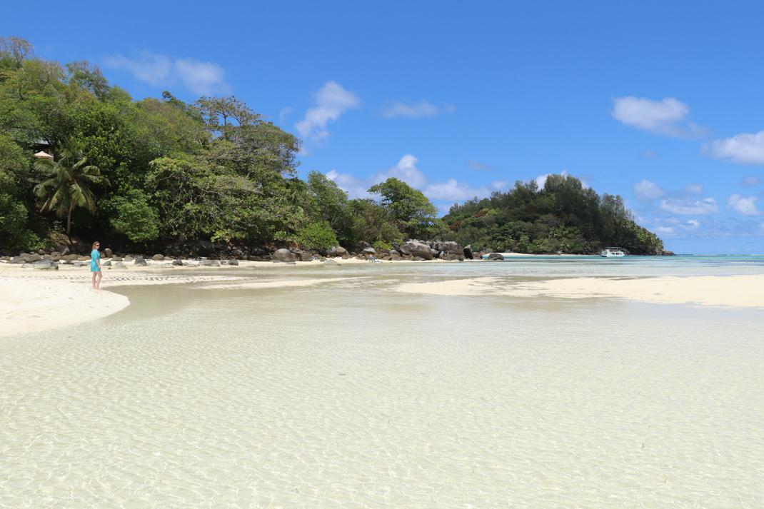 Île aux Cerfs - Mahé Island