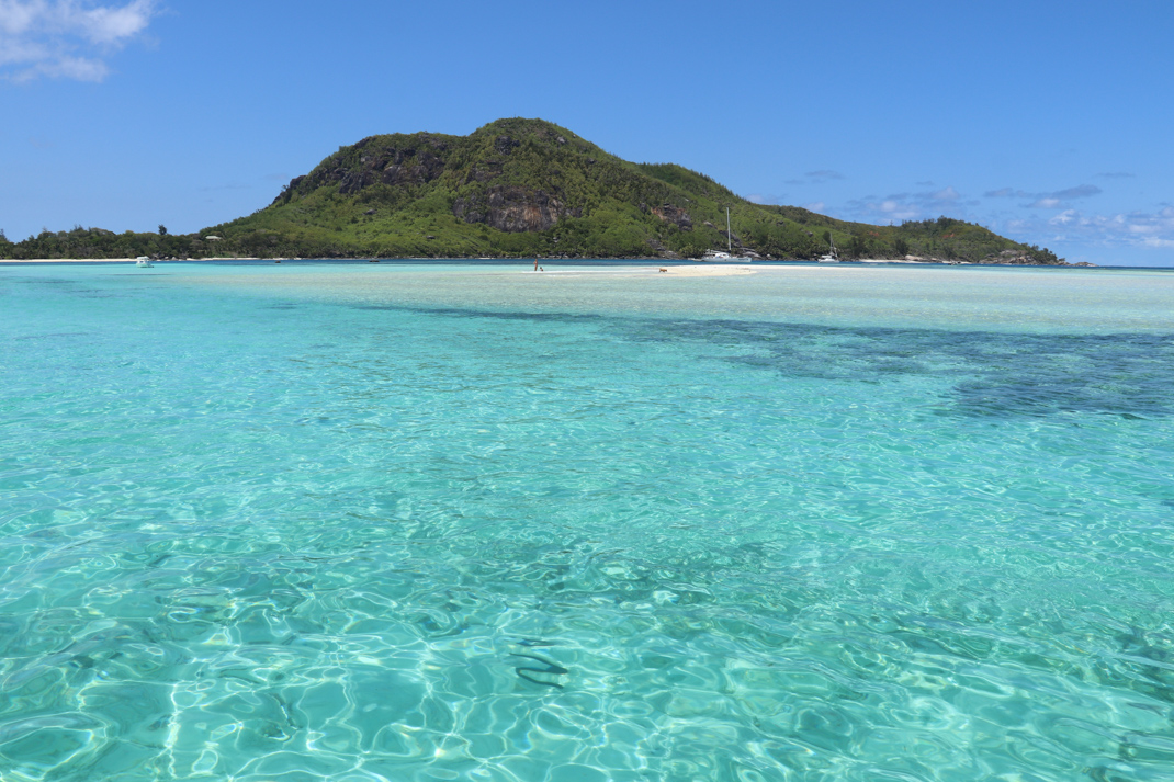 St Annes Marine Park - Mahé Island