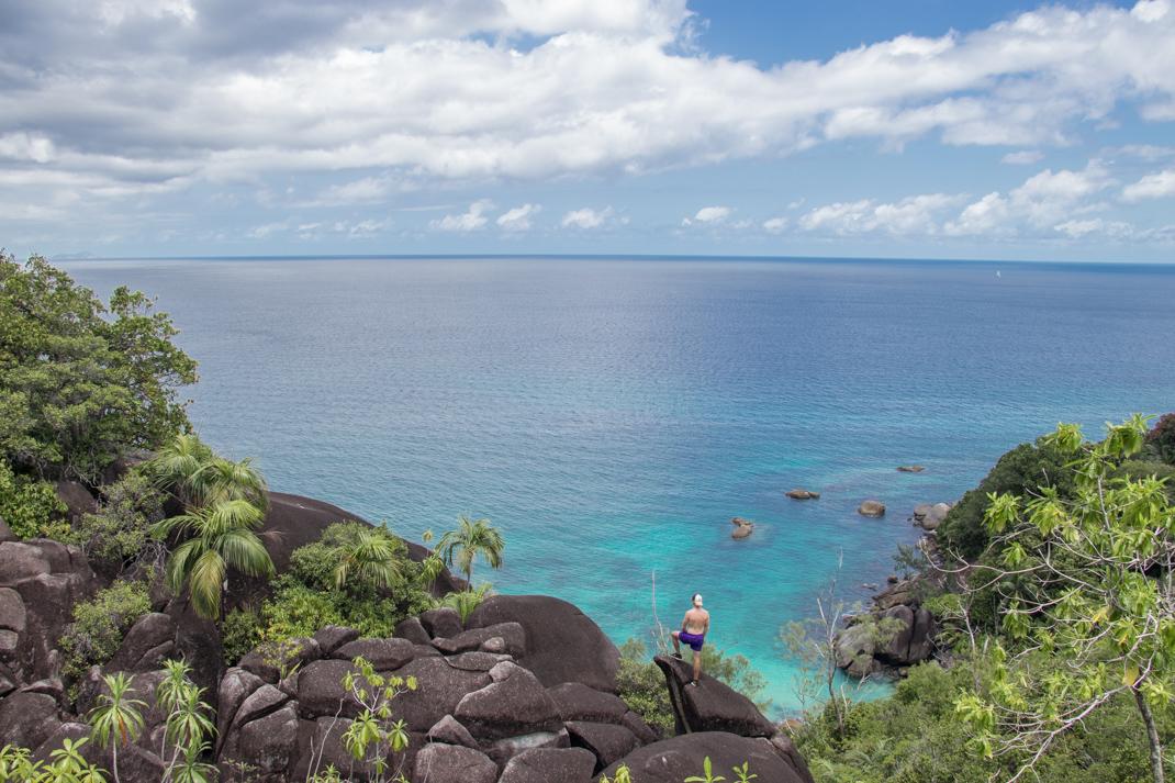 Anse Major Hike Mahé Island
