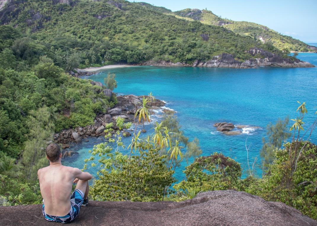 Anse Major Trail - Mahé Island