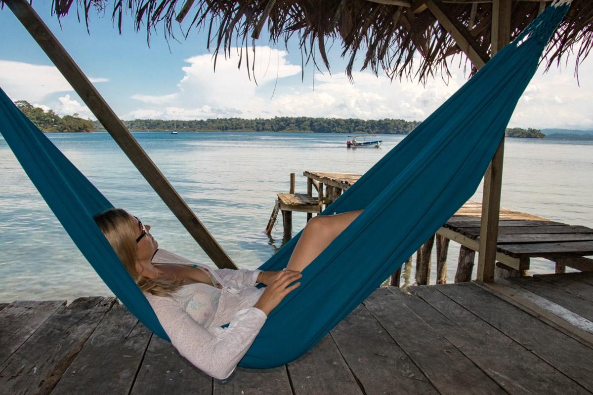 Rafael's Sleep Inn Hammock, Isla Batimentos - Bocas del Toro