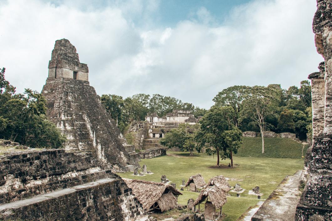 Tikal Great Plaza