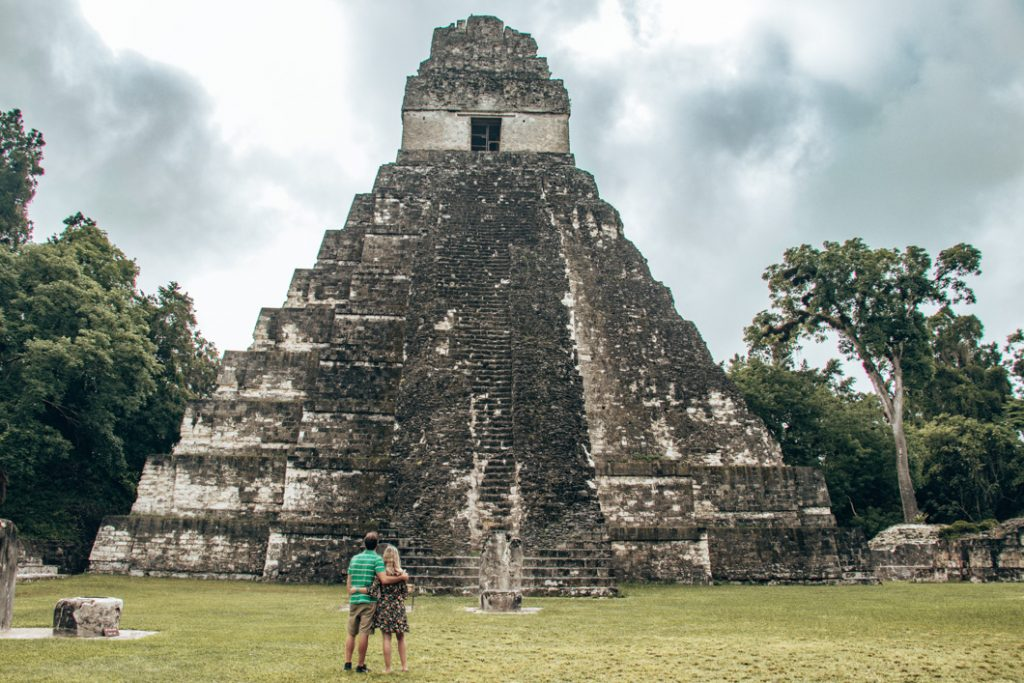 BACKPACKERS GUIDE TO TIKAL
