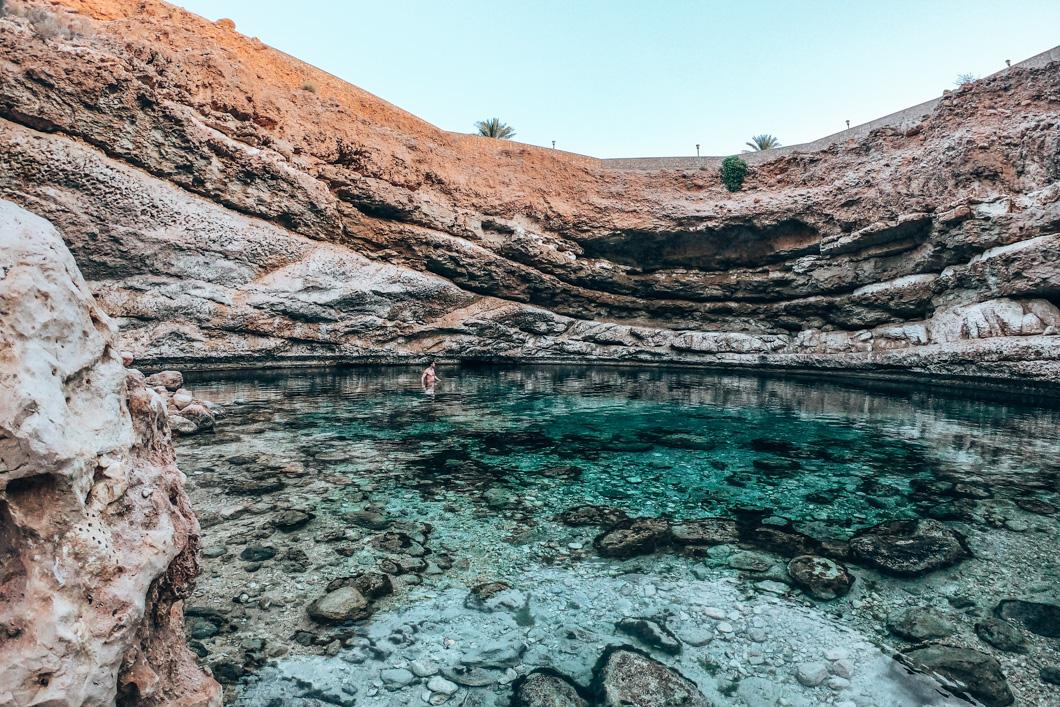 Bimmah Sinkhole Swim