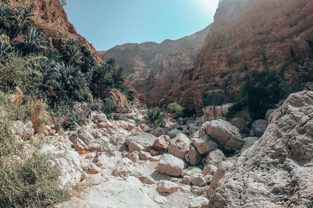 Wadi Shab Hike - Oman Travel Guide