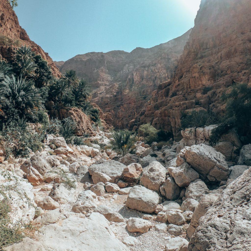 Wadi Shab Walk