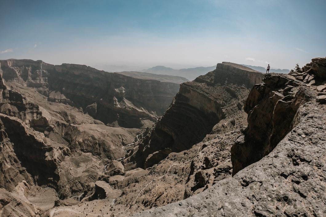 Jebel Shams Viewpoint
