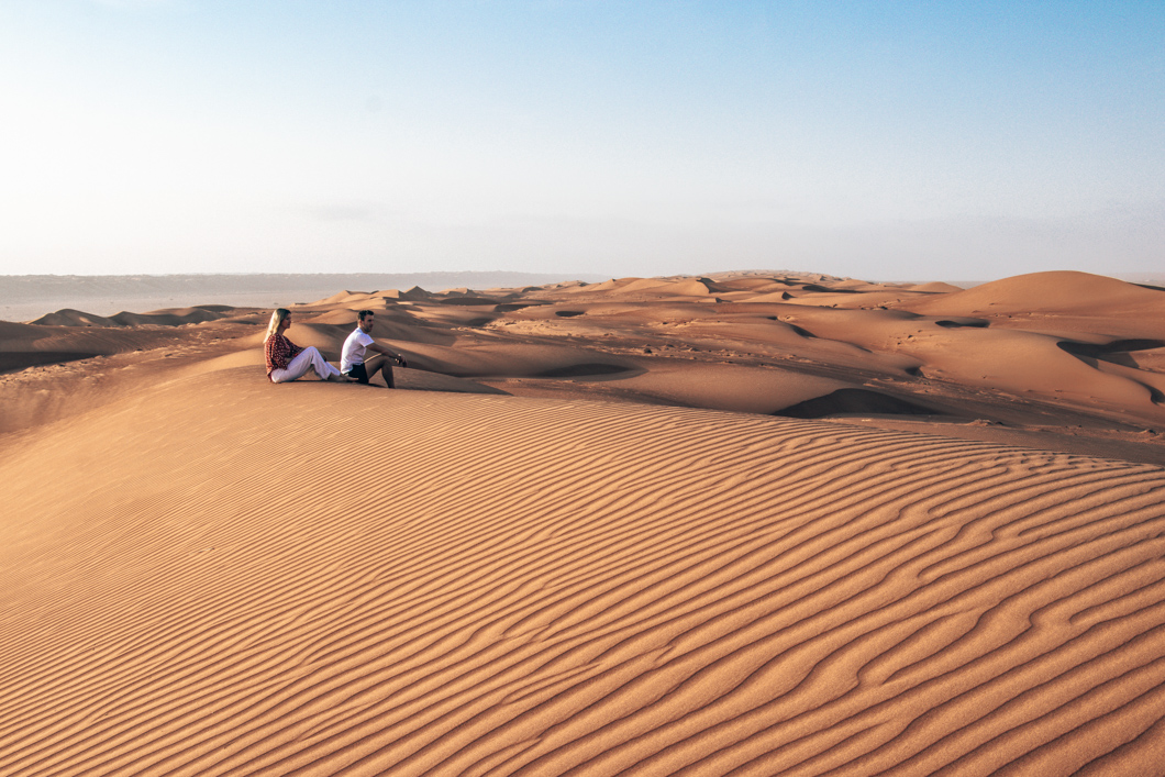 Wahiba Sands - Oman Travel Guide