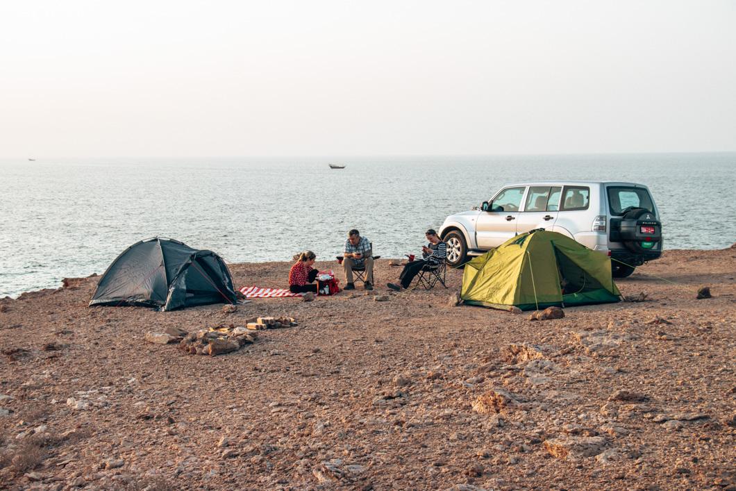 Our Sur Campsite
