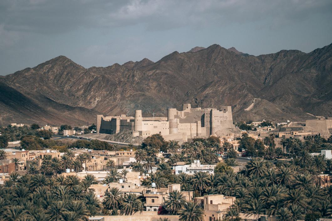 Bahla Fort - Oman Travel Guide