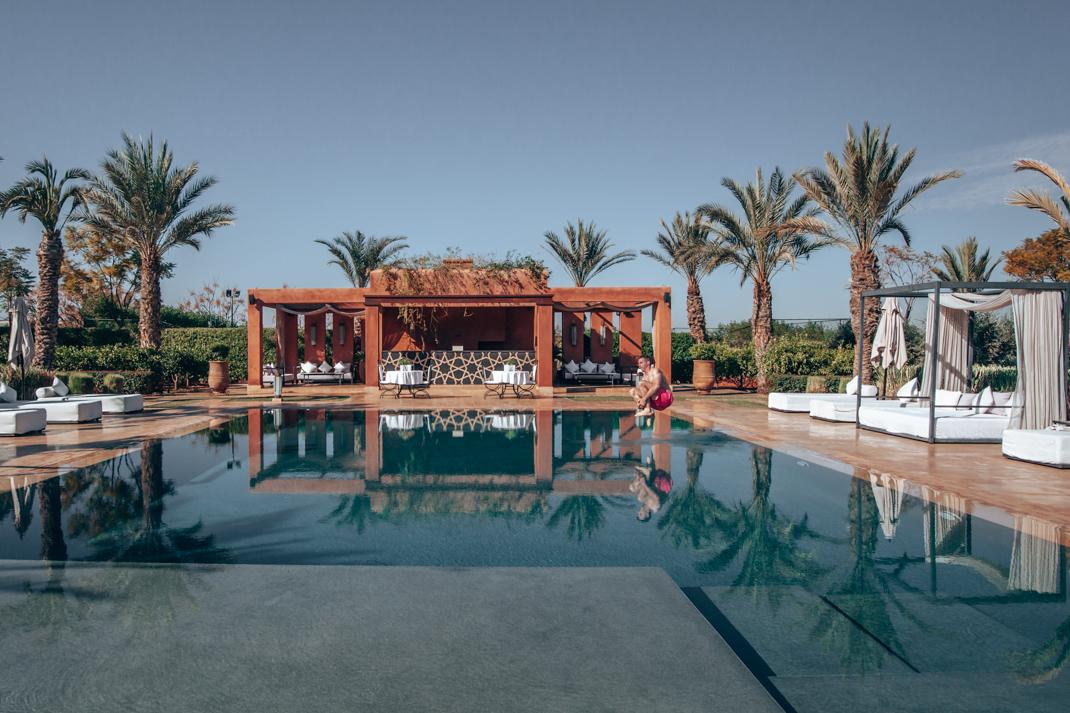 Dar Sofil Suites & Spa swimming pool