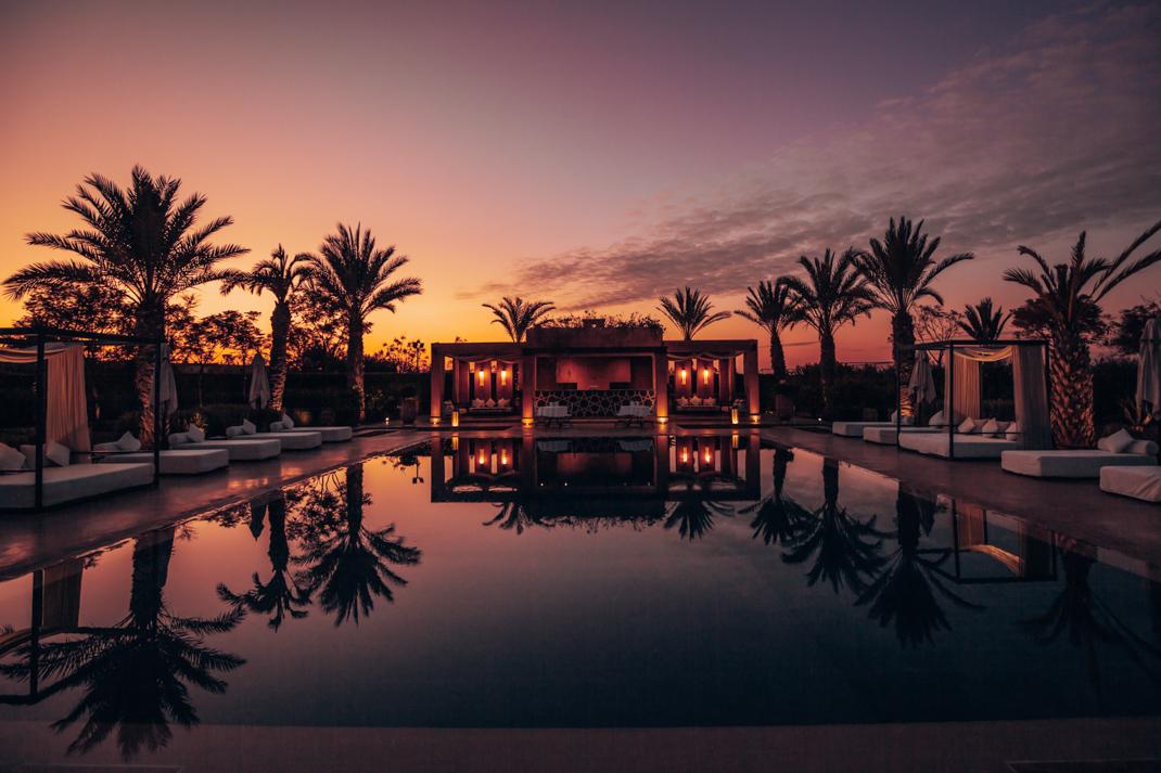 Dar Sofil Suites & Spa Sunset
