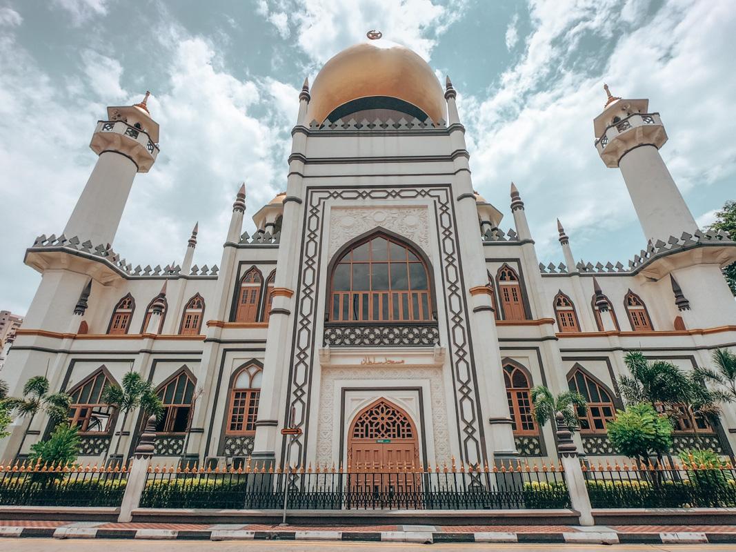 Masjid Sultan Mosque Singapore
