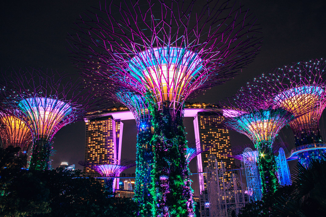 MCI and MCCY Building - Singapore City Guide