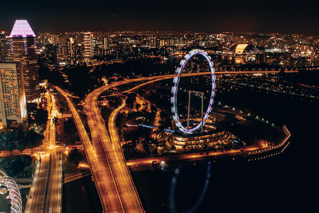 Singapore Flyer - Singapore City Guide