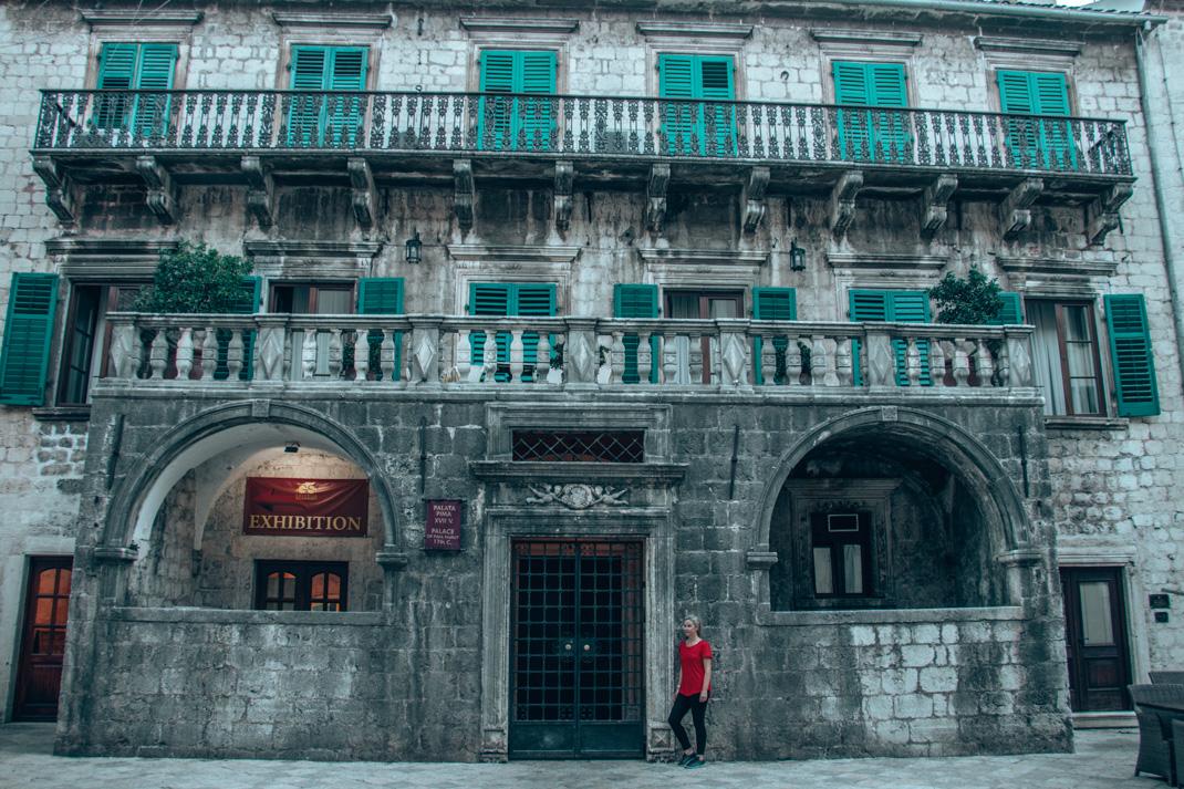 Exploring Kotor Old Town