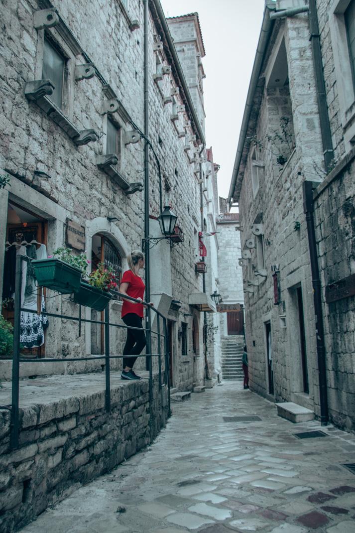 Imbi in Kotor Old Town